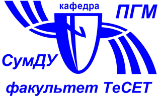 Логотип ПГМ